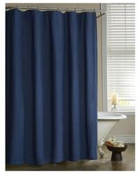 Denim Shower Curtain by