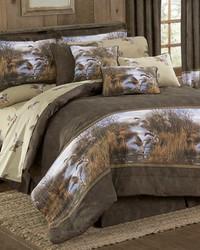 Duck Approach Comforter Set Queen by