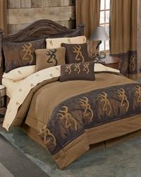 Oak Tree Buckmark Comforters by