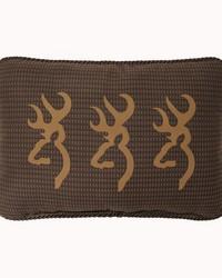 Oak Tree Buckmark Oblong Pillow by