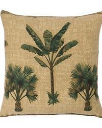Kona Square Pillow by