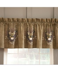 Whitetail Ridge Valance by