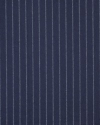 Niven Chalk Stripe Navy by