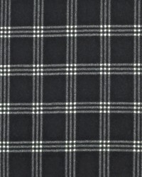Dickens Wool Check Black by