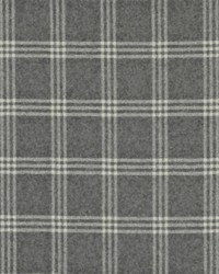 Dickens Wool Check Smoke by
