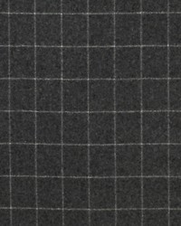 Alfred Windowpane Charcoal by