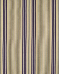 Salinas Stripe Indigo by