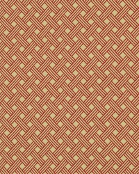 Percy Jacquard Red by
