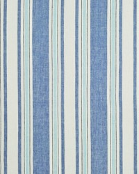 Leigh Stripe Azure by