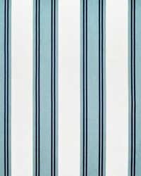 Garland Stripe Azure by