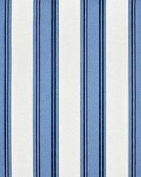 Garland Stripe Royal Blue by