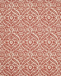 Costiero Damask Sunbaked Red by