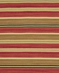 Sausalito Stripe Red Earth by