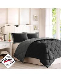 Larkspur Microfiber Down Alternative Full Queen Blanket by