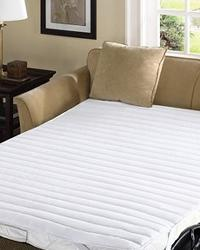 Frisco Microfiber Sofa Bed Pad 54x72 by