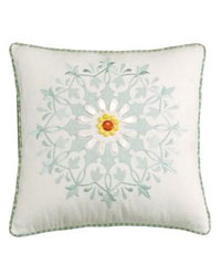 Echo Jaipur Square Pillow by