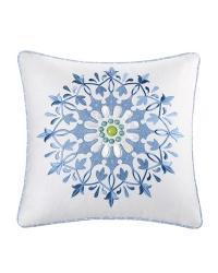 Sardinia Square Pillow by