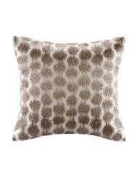 Odyssey Square Pillow by