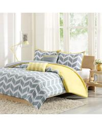 Nadia 4 Piece Comforter Set Twin by