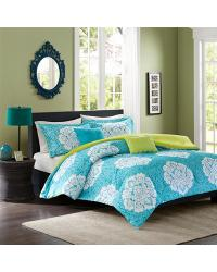 Tanya 4 Piece Comforter Set Twin by