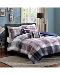 Caleb Comforter Set Full Queen by