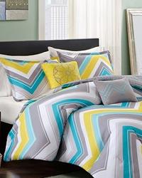 Elise 5 Piece Comforter Set Full Queen by