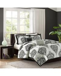 Senna 4 Piece Duvet Cover Set Twin TXL by