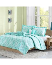 Laurent 4 Piece Duvet Cover Set Twin TXL by
