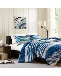 InkIvy Connor Duvet Set King by