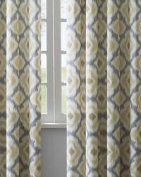 Ankara Yellow 50x84 Curtain Panel by