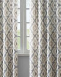 Ankara Taupe 50x95 Curtain Panel by