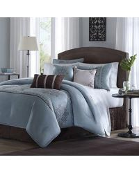 Madison Park Brussel Comforter Set Cal King by