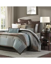 Lincoln Square Comforter Set King by