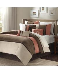 Madison Park Palisades Comforter Set King by