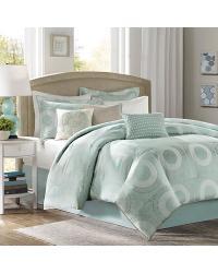 Madison Park Baxter Comforter Set Cal King by