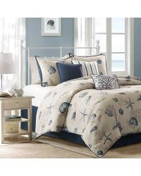 Madison Park Bayside Comforter Set Cal King by