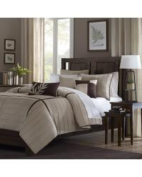 Madison Park Dune Duvet Cover Set Full Queen by