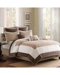 Madison Park Attingham Coverlet Set King by