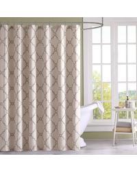 Saratoga Shower Curtain by