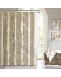 Vaughn Shower Curtain by