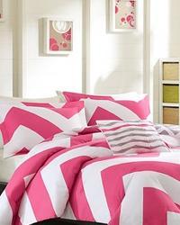 Mizone Libra Comforter Set Full Queen Pink by