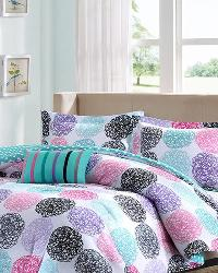 Carly Comforter Set Queen Full by