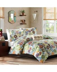 Mizone Tamil Duvet Cover Set Full Queen by
