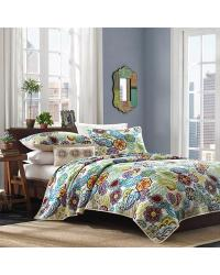 Mizone Tamil Coverlet Set Twin TXL by