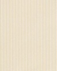 NEWPORT STRIPE OYSTER by  Schumacher Wallpaper