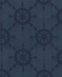 Ships Wheel Navy by
