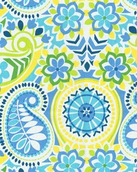 PAISLEY PRISM    SWA BLUEBELL by