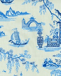 PEACEFUL TEMPLE PORCELAIN by