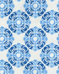 Similar Circles Cobalt by