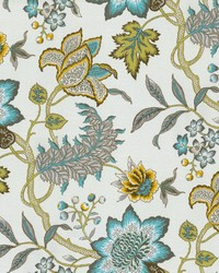 SNS Jacobean Flair Turquoise by
